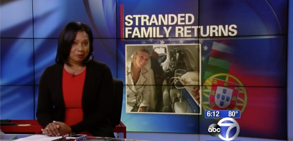 Fox Flight ends long overseas ordeal for New Jersey family