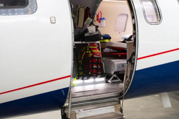 Learjet 40XR Exterior Door