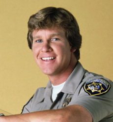 Larry Wilcox from CHiPs