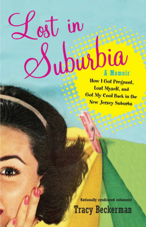 Lost in Suburbia book cover