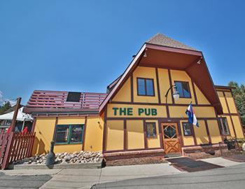 The Pub exterior.