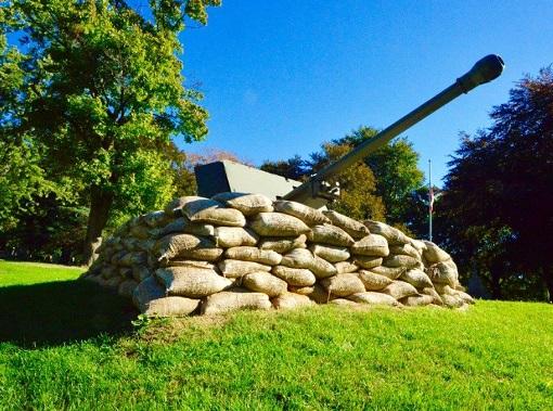 Prospect Cemetery Veterans Section
