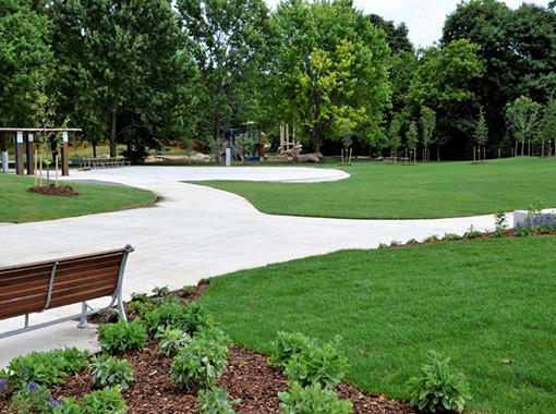 Mary Allen Park Expansion