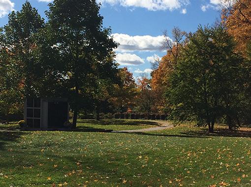 Beechwood Cemetery Cremation Garden