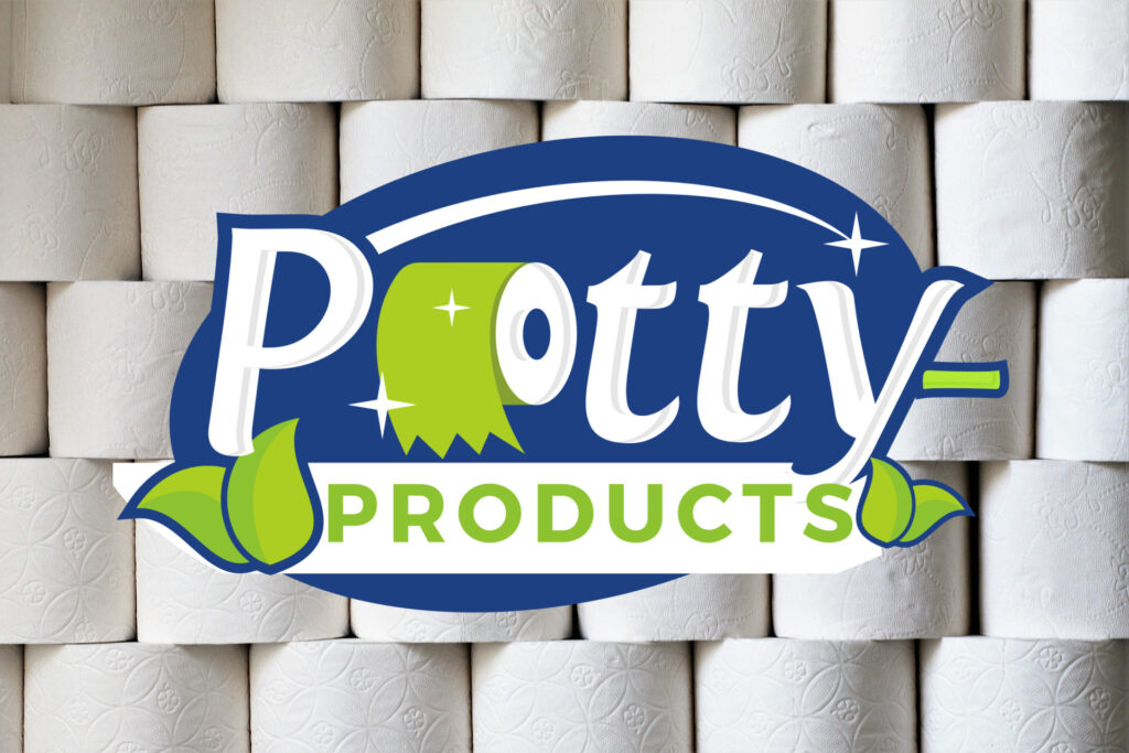potty products tissue