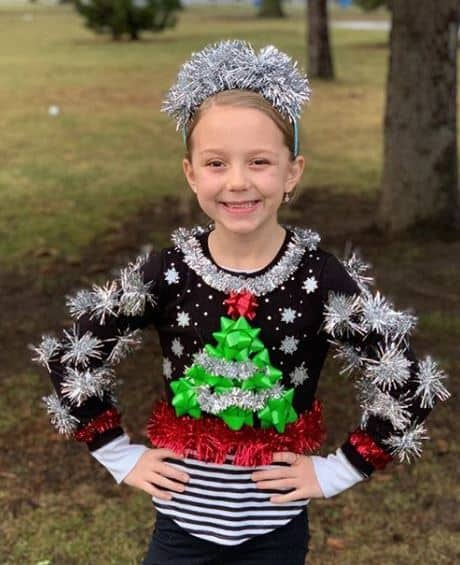 diy ugly Christmas Sweaters for Kids