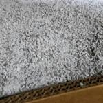 PET Blow Mold Regrind – White