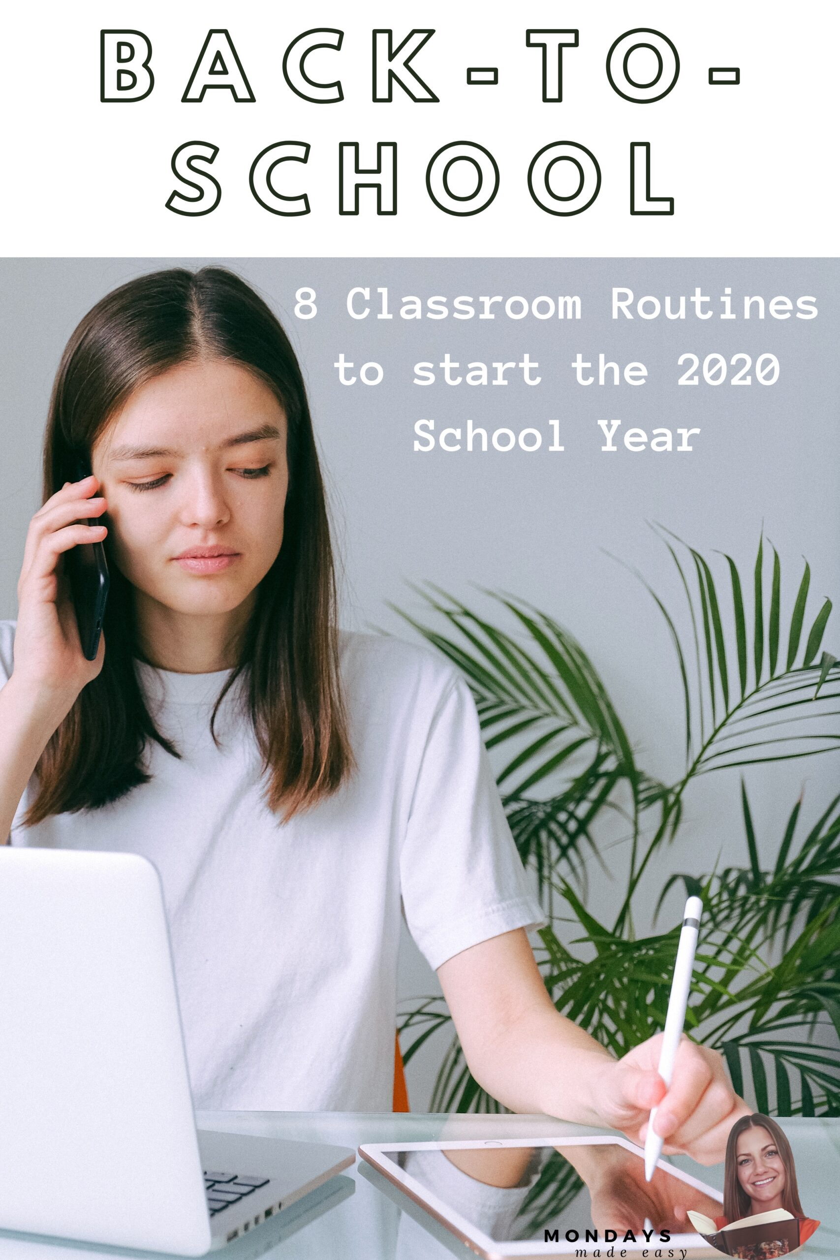 2020 new school year routines and procedures for back to school