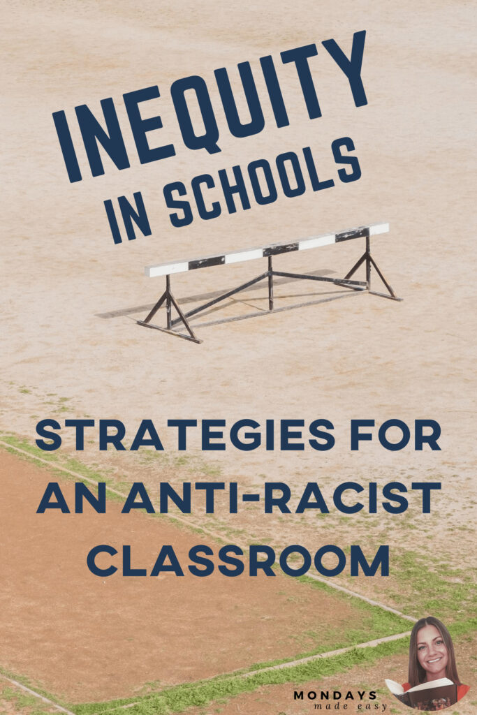 Inequity in Schools: Strategies for an Anti-Racist Classroom