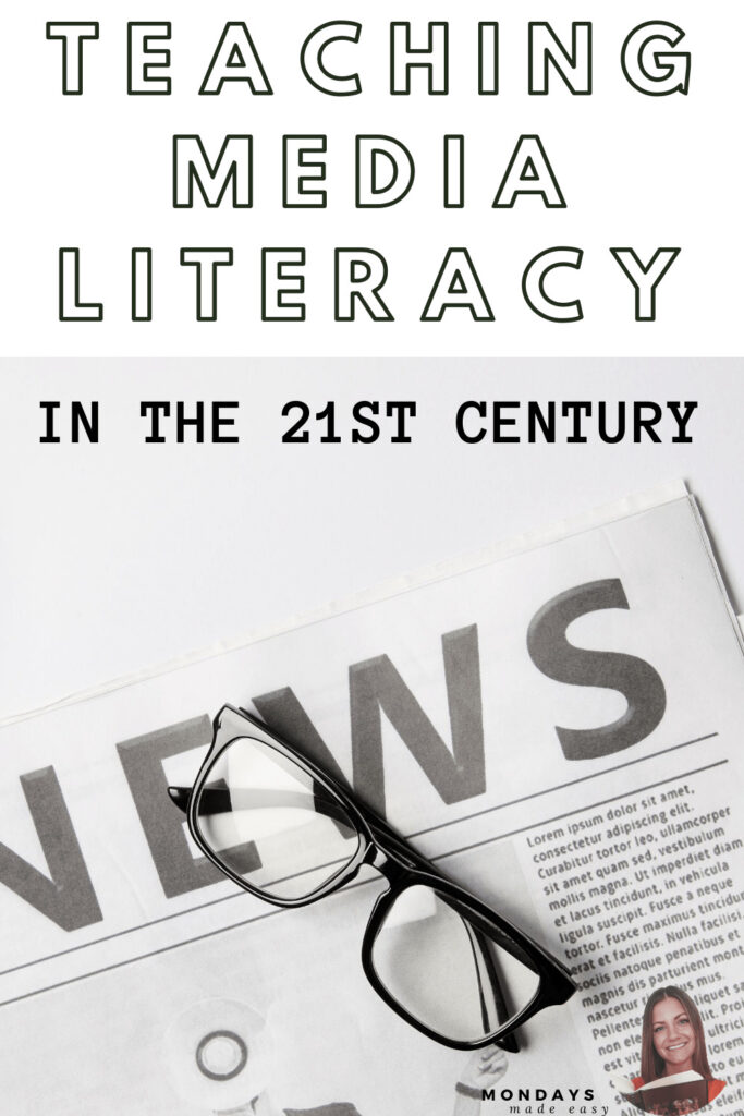 Media Literacy in the 21st Century Classroom - Free resources for teaching media literacy