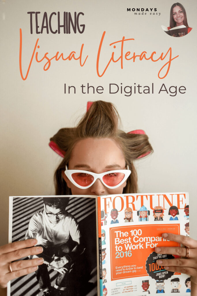 Teaching Visual Literacy in the Digital Age: A Guide for Teachers