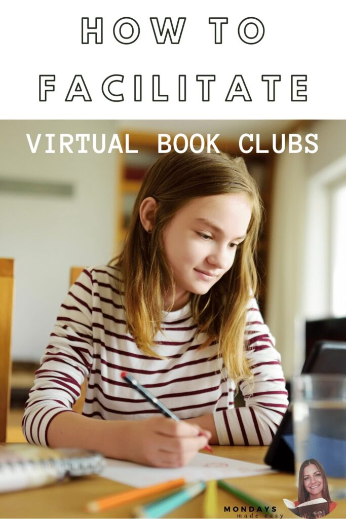 How to Facilitate Virtual Book Clubs during Remote Learning and Distance Learning