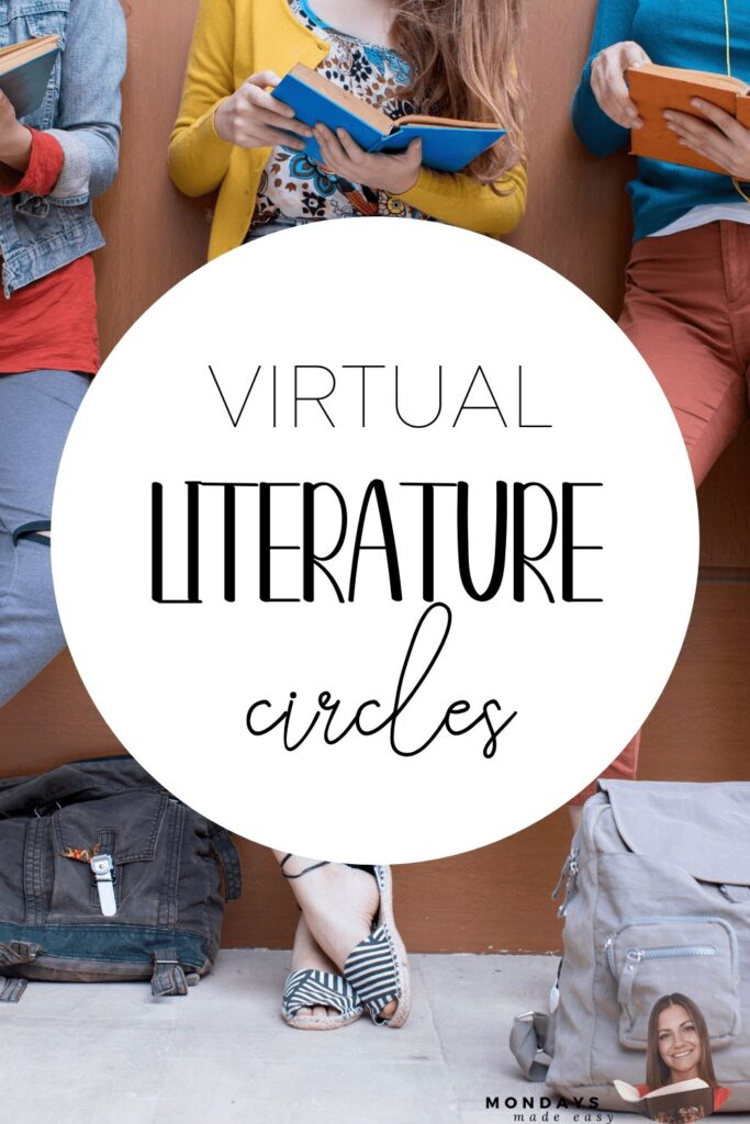 How to Run Virtual Literature Circles and Facilitate Online Literature Circles
