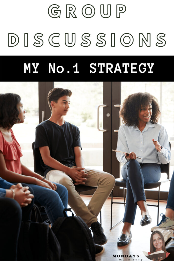 Group Discussions: My No. 1 Strategy