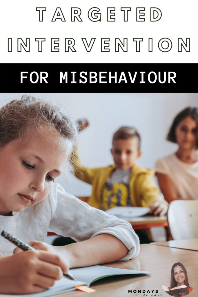 Targeted Intervention for Misbehaviour