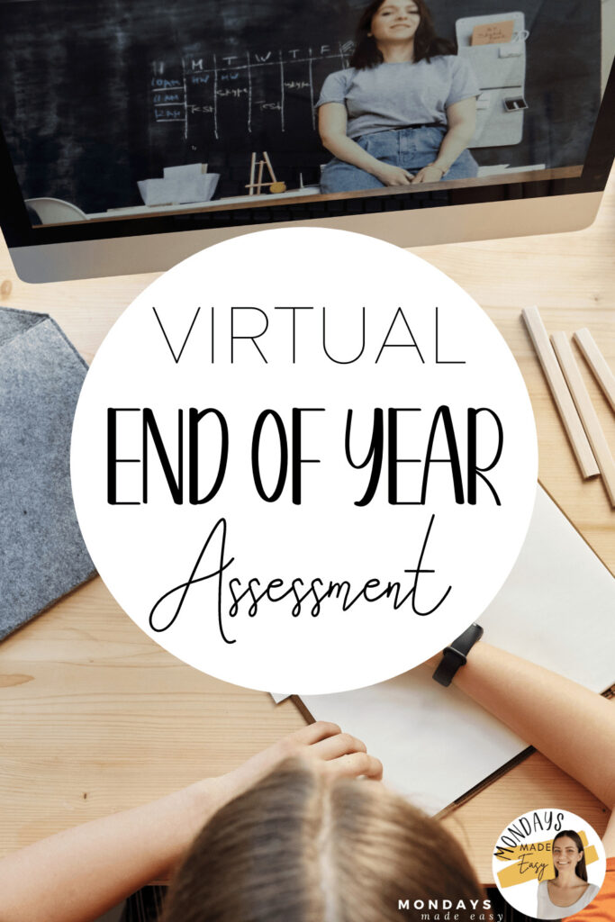 Looking for virtual end of year assessments for English Language Arts?  This blog post will show you how to use video as an engaging alternative assessment for final exams.  Movie trailers are the perfect project-based assessment for literature circles and independent novel studies in middle school or high school.  Read the blog to learn more about this project-based learning idea.