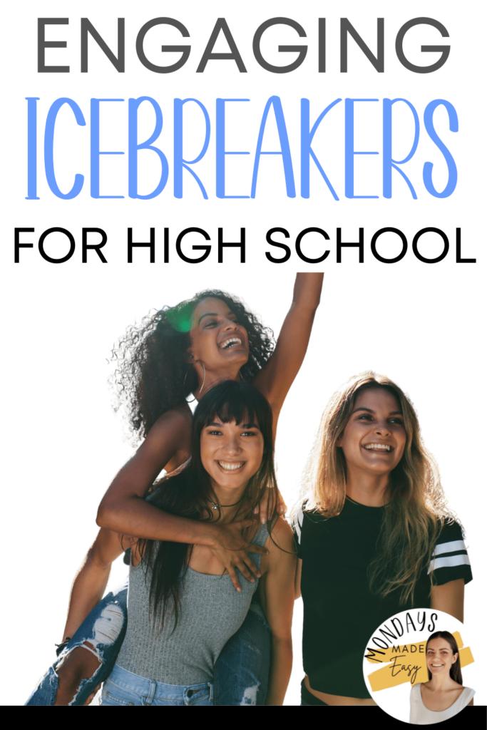 Engaging Icebreakers for Teenagers