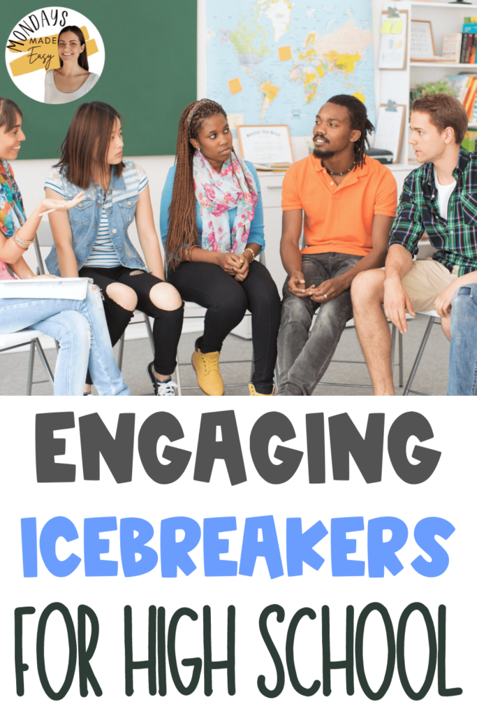 Engaging Icebreakers for High School Students
