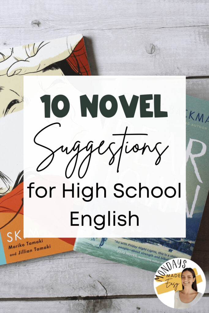 10 Engaging Book Recommendations for Older Students