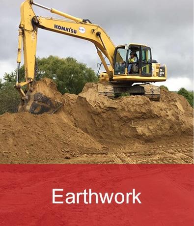 Earthwork services