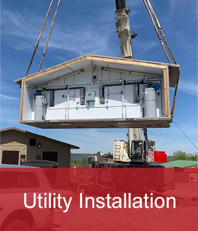 Utility Installation Services