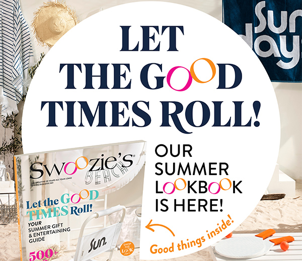 Enjoy 20% Off at Swoozie's