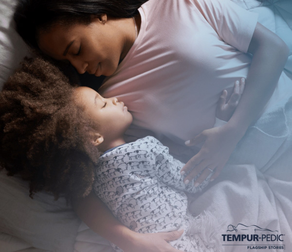 Mother's Day SLEEPstakes at Tempur-Pedic