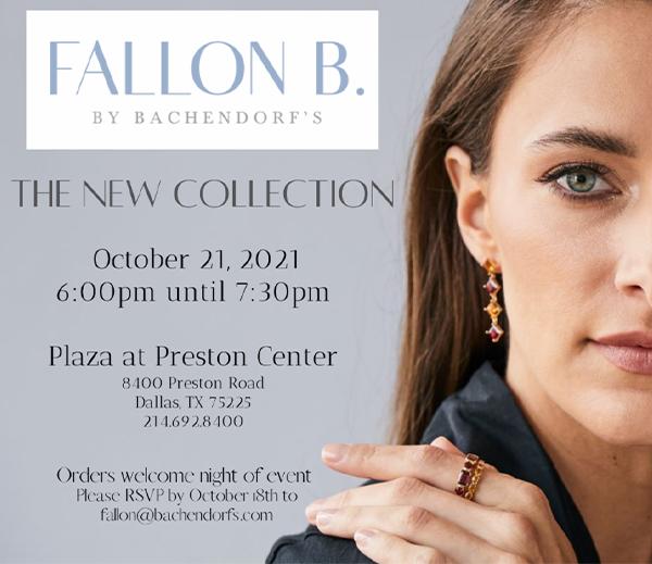 Fallon B. Collection at Bachendorf's