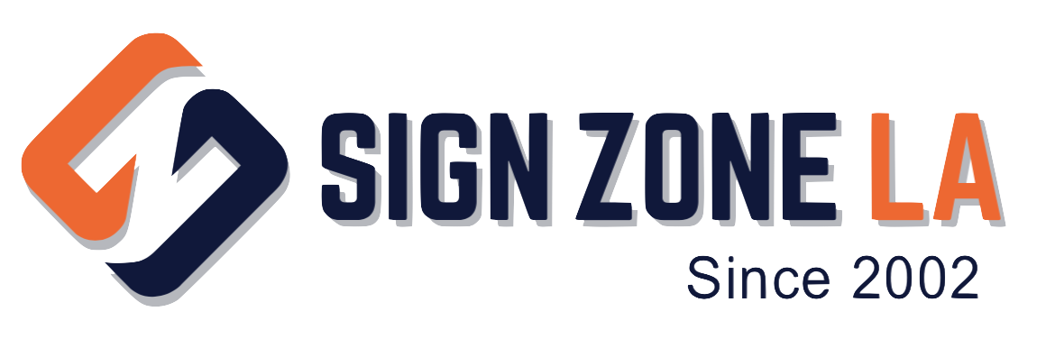 Sign Zone LA