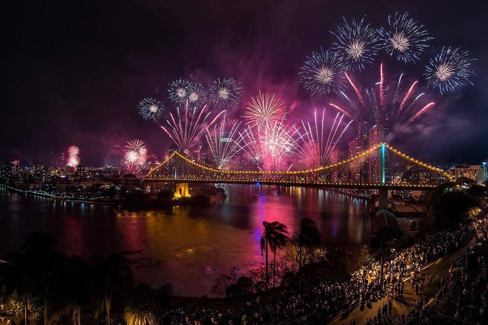 Riverfire: Brisbane's Best Events