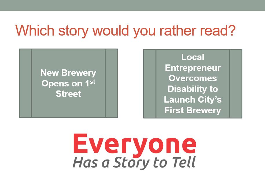 PR Storytelling: The Three Bs