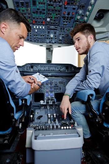 About Flight Training