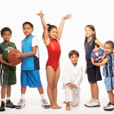 Your Child and Sports