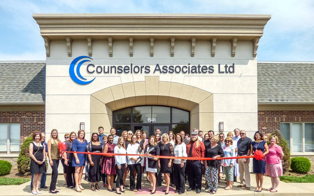 Counselors Associates Cuts Ribbon at New Shiloh Location