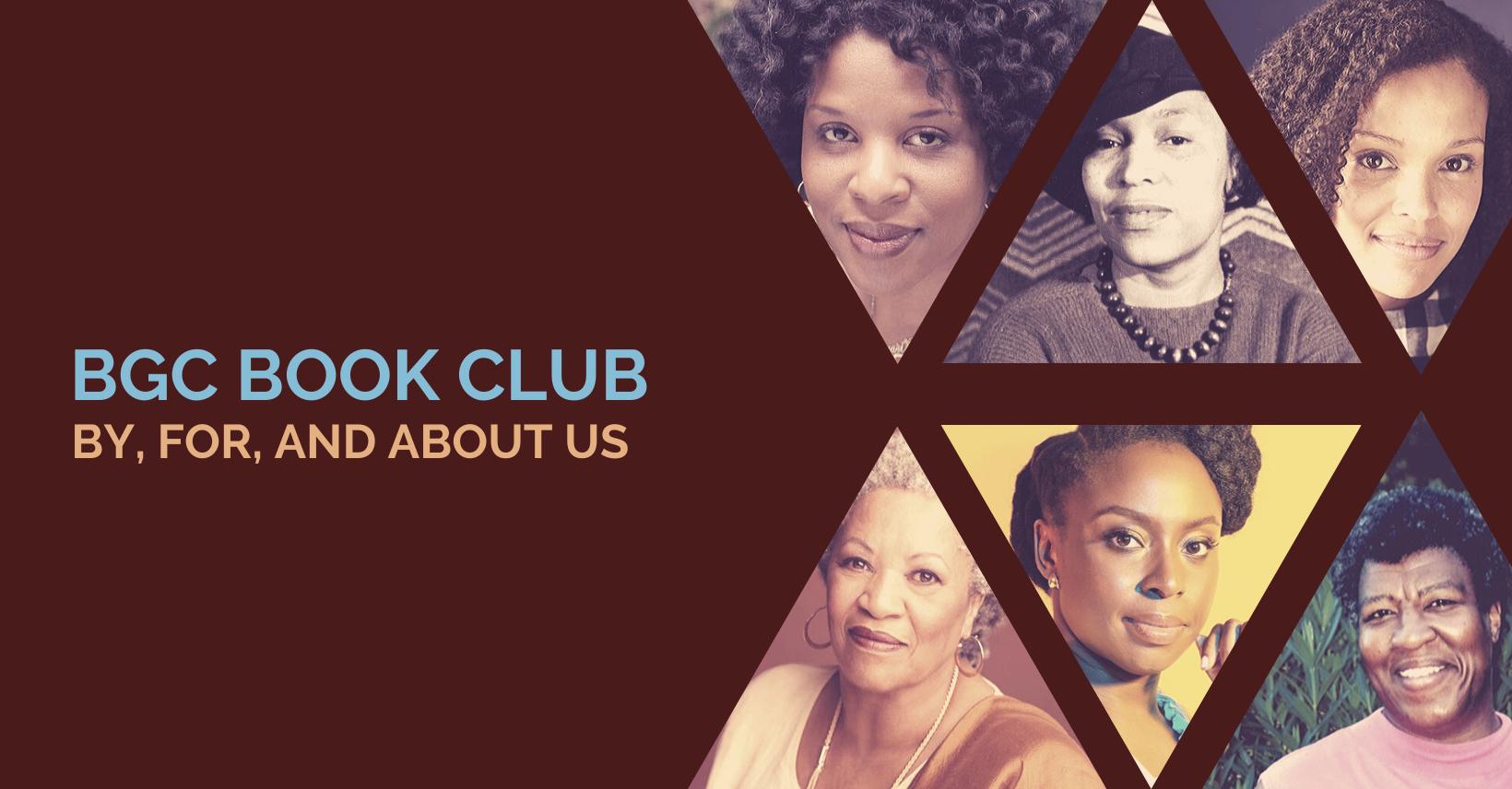 Introducing the BGC Book Club