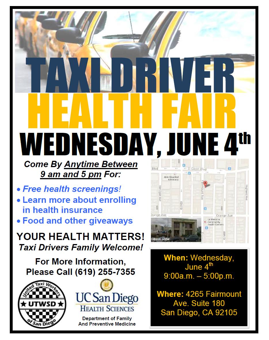 Driver Health Fair 6.4.14 - Revised