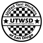 United Taxi Workers San Diego Logo