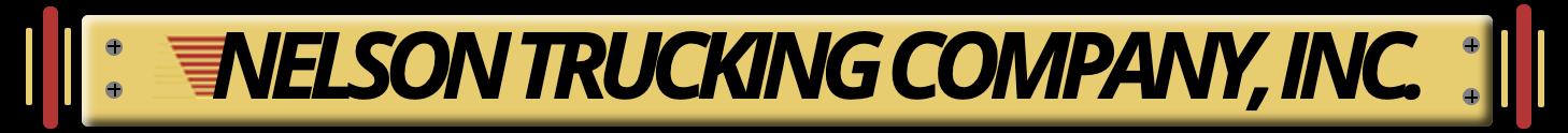 Nelson Trucking Company, Inc.