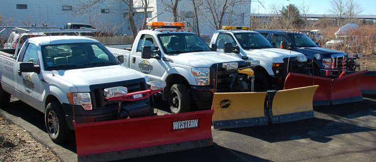 State Automotive Snow Plowing