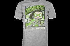 Crusaderette-shirt