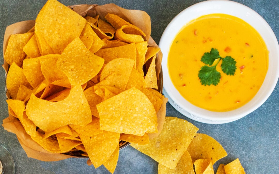 Rainy Day Queso!