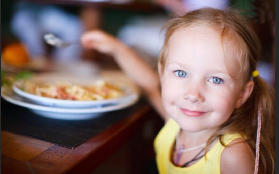 Kids Eat Free (Wednesdays in July)