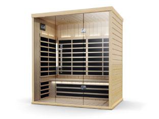 S825 Infrared Sauna Kit