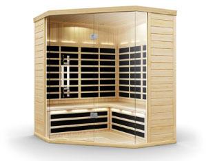 S880 Infrared sauna