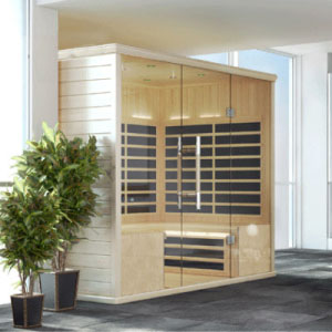 infrared sauna collections G,B,S series