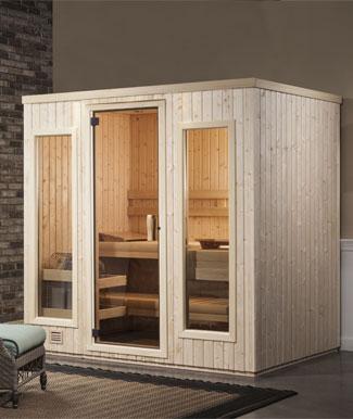 S 810 Finnleo Infrared Sauna