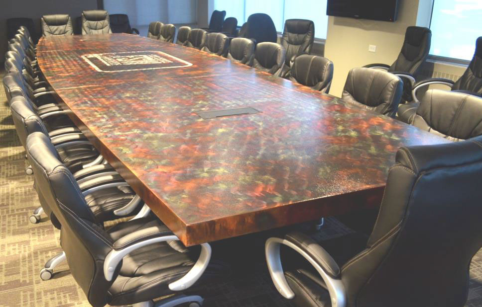 Metal Furniture & Tables Denver
