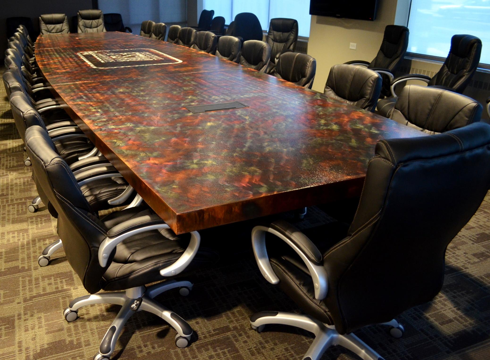 Denver Colorado Metal Furniture Company