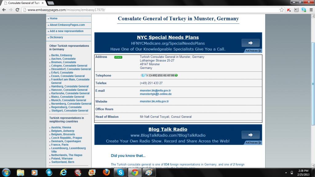 Consul General Turkey 4
