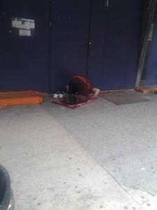 Ramadan Street Prayer 3